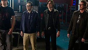 Exclusive First Look: Weezer Hits RJ Berger