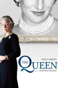 The Queen as Cherie Blair