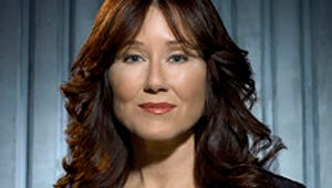 Mary McDonnell: Will Galactica's Prez Get Emmy's Vote?