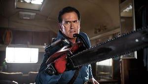 Ash vs. Evil Dead Renewed Ahead of Premiere