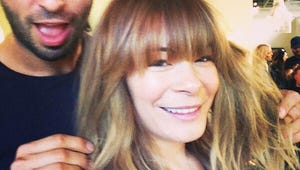 """LeAnn Rimes Shows Off New Bangs: It """"Was Time for a Fun Change"""""""