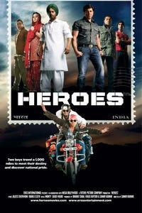 Heroes as Saloni