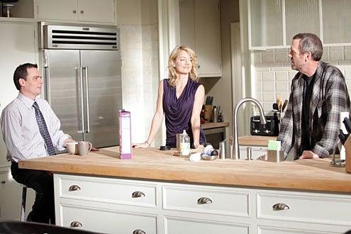 "House - Season 6 - ""Open and Shut"" - Robert Sean Leonard, Cynthia Watros, Hugh Laurie"
