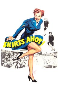 Skirts Ahoy! as Herself