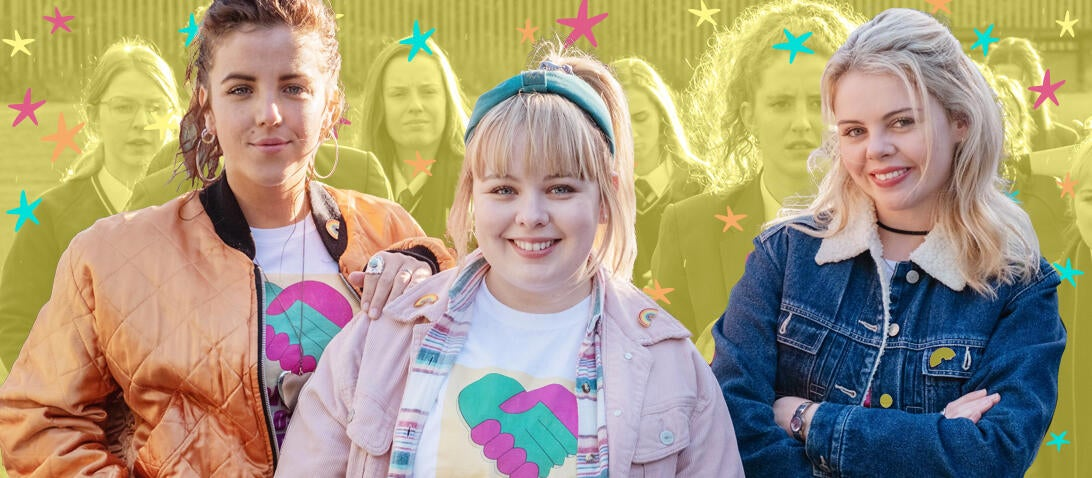 Derry Girls for 100 Best Shows