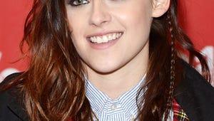Kristen Stewart Dyes Her Hair Orange