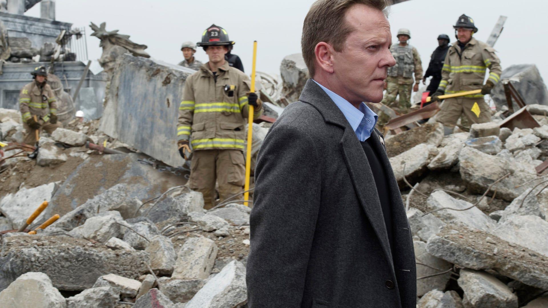 Kiefer Sutherland, Designated Survivor