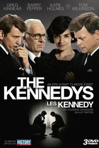 The Kennedys as Jacqueline Kennedy
