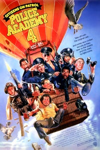 Police Academy 4: Citizens on Patrol as Hood in Balloon