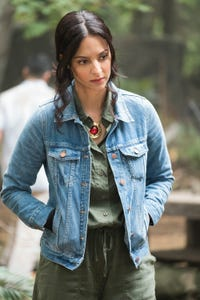 Tala Ashe as Zari Adrianna Tomaz