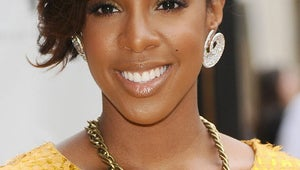 Kelly Rowland Weds Tim Witherspoon