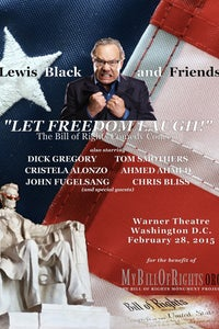 Lewis Black and Friends: A Night to Let Freedom Laugh