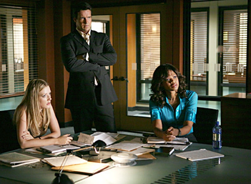 """Close to Home - """"Truly, Madly, Deeply"""" - Jennifer Finnigan, David James Elliott and Kimberly Elise"""