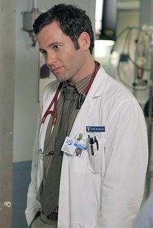 "ER - Eion Bailey as ""Dr. Jake Scanlon"""
