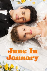 June in January as Alex Blackwell