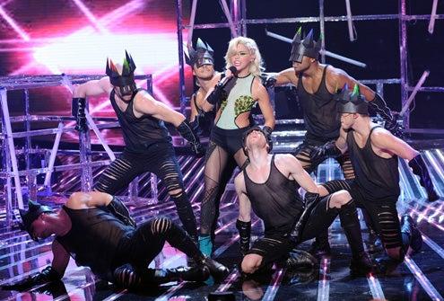 """The X  Factor - Season 2 - """"Top 16"""" - Cece Frey"""