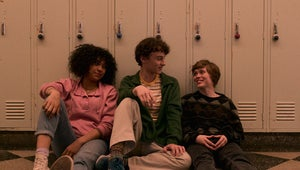 See It Stars Sophia Lillis and Wyatt Oleff Reunite in Netflix's I Am Not Okay With This First Look