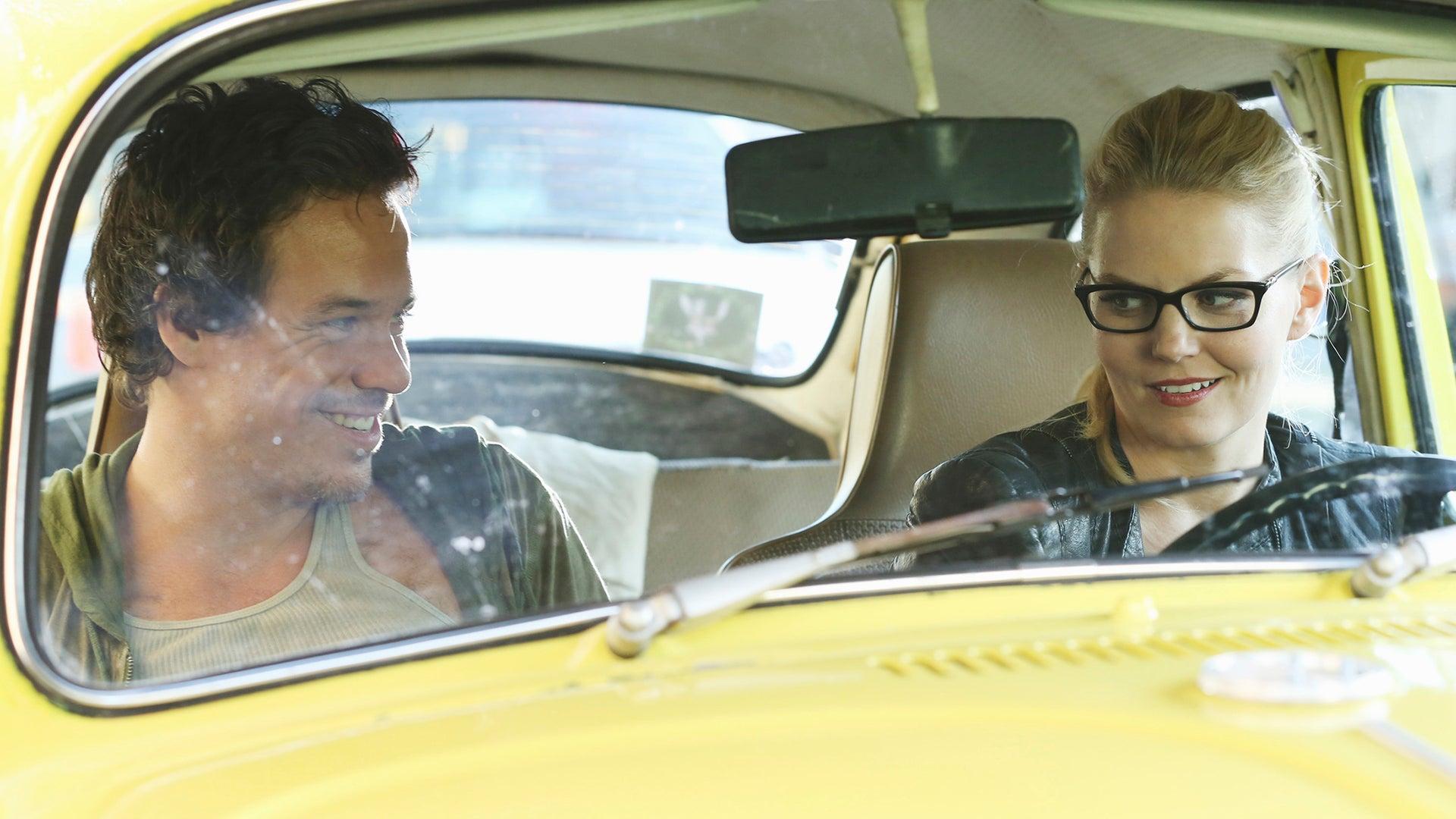 Michael Raymond-James and Jennifer Morrison, Once Upon a Time