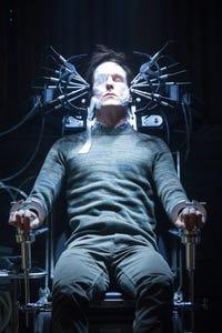 Michael Eklund as Carl Burgess