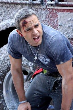 """Rescue Me - Season 5 - """"Sheila"""" - Daniel Sunjata"""