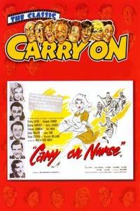 Carry On Nurse as Anaesthetist