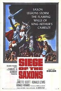 Siege of the Saxons as Blacksmith