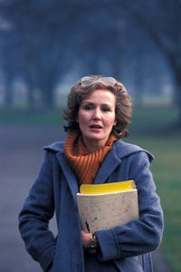 Claudette Nevins as Catherine Hollings