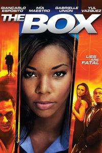 The Box as Det. Dwayne Burkhalter