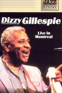 Dizzy Gillespie: Live in Montreal