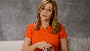 VIDEO: How Star Wars Brought Samantha Bee and Jason Jones Together