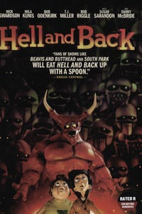 Hell and Back as Paul the Demon