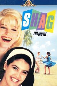 Shag as Mrs. Carmichael