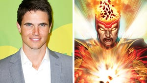 The Flash Taps Robbie Amell as Firestorm