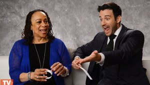 VIDEO: Chicago Med's S. Epatha Merkerson Remembers Her Humble Beginnings on Pee-wee's Playhouse