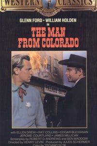 The Man from Colorado as Dickson