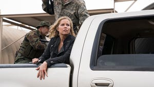 Fear the Walking Dead's Kim Dickens Spoons You Info on the Season 3 Premiere
