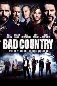 Bad Country as Bud Carter