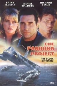 The Pandora Project as CIA Director Garrett