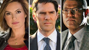 Mega Buzz on SVU, Criminal Minds, CSI, Numbers and More