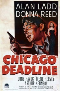 Chicago Deadline as Blacky Franchot
