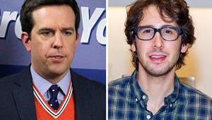 The Office: Josh Groban to Play Andy's Brother