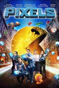 Pixels as Sam Brenner
