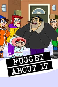 Fugget About It as Uncle Cheech