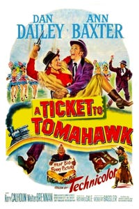A Ticket to Tomahawk as Terence Sweeny