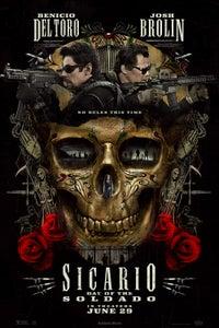 Sicario: Day of the Soldado as Rafael