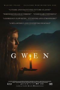 Gwen as Minister Bowen