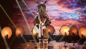 The Masked Singer Double Shock as Rhino Is Eliminated and Ken Jeong Finally Guesses Right