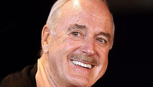 Keck's Exclusives: John Cleese Visits NBC's Whitney