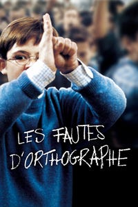 Les Fautes d'orthographe as Class 5 Student