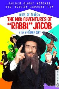 The Mad Adventures of 'Rabbi' Jacob as Rabbi Jacob